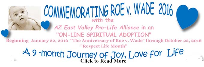 On-Line Spiritual Adoption